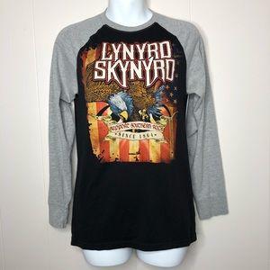 LYNYRD SKYNYRD Eagle Graphic Band Tee Long Sleeve